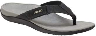 Vionic Men's Orthotic Thong Sandals - Ryder
