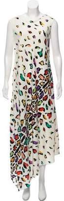 Missoni Silk Maxi Dress
