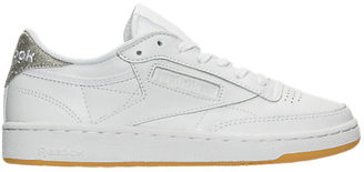 Reebok Women's Club C 85 Diamond Casual Shoes $79.99 thestylecure.com