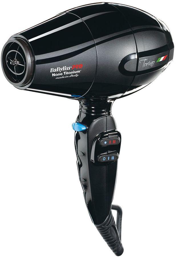 BabylissBaByliss Nano Titanium Torino Mid-Size Hair Dryer