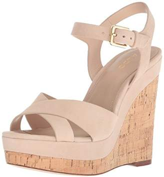 Aldo Women's Madyson Wedge Sandal