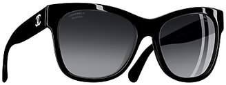 Chanel Square Sunglasses CH5380 Black