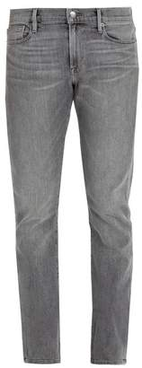 Frame L'homme Slim Fit Jeans - Mens - Grey