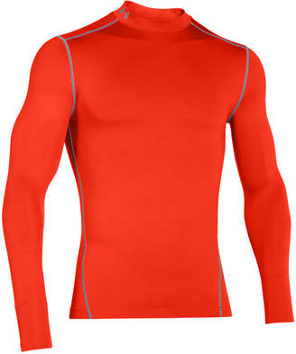 Under Armour Men's ColdGear Mock Neck Long-Sleeve T-Shirt