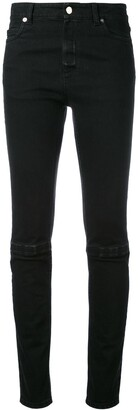 Christopher Kane slim velcro jeans