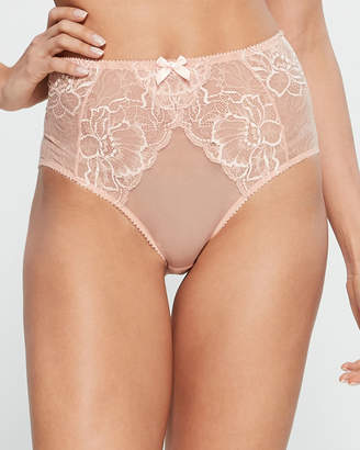 L'Agent by Agent Provocateur L'Agent By Agent Provocateur Leola High-Waisted Brief Panty