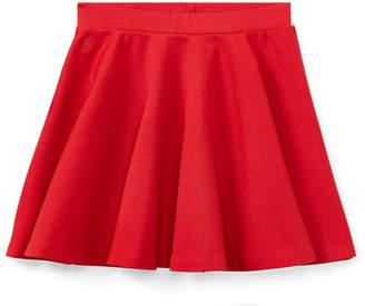 Ralph Lauren Stretch Ponte Pull-On Skirt