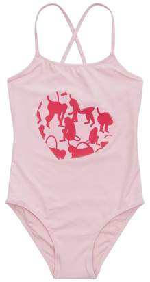 Vilebrequin Happy Monkey Heart Swimsuit