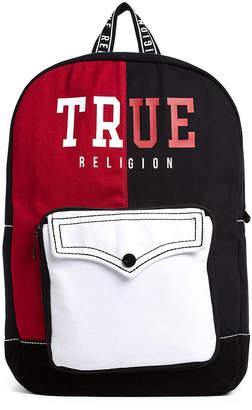 True Religion MENS SPLIT BACKPACK