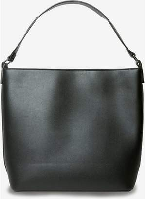 Dorothy Perkins Womens **Pieces Black Demi Hobo Bag