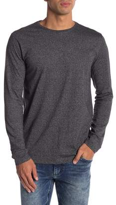 Lindbergh Moulin O-Neck Long Sleeve Tee