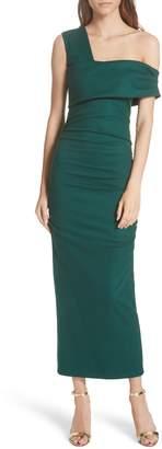 Diane von Furstenberg Bently Midi Column Dress