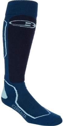 Icebreaker Ski+ Medium Cushion Over The Calf Sock - Men's
