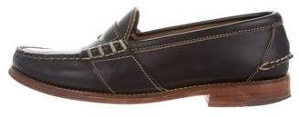 Ralph Lauren Leather Penny Loafers