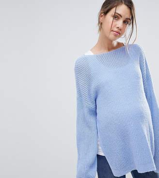 Asos (エイソス) - ASOS Maternity - Nursing ASOS DESIGN Maternity Nursing sweater with lace v back