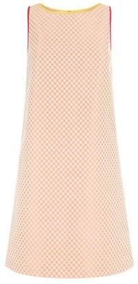 Paule Ka Brocade Shift Dress