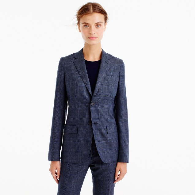 J.CrewCollection Martin Greenfield Clothiers for J.Crew Ludlow blazer