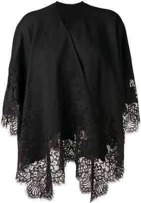 Ermanno Scervino floral lace kimono