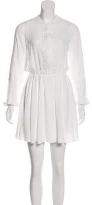 Rebecca Minkoff Long Sleeve Casual Dress