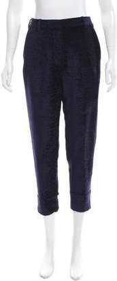3.1 Phillip Lim Cropped Velour Pants