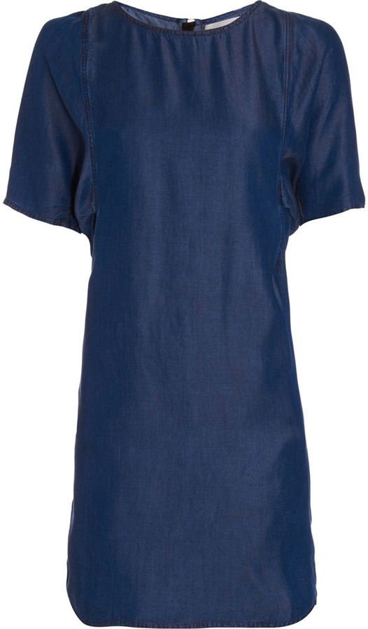 Acne Denim Dress - Blue