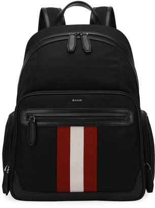 Bally Chapmay Canvas Backpack