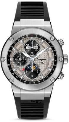 Salvatore Ferragamo F-80 Chronograph, 44mm