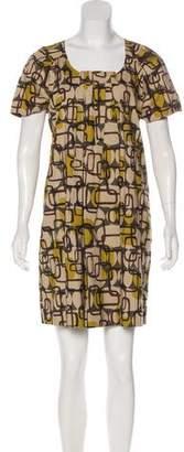 Ikks Printed Mini Dress