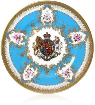 Royal Collection Trust Coat of Arms Side Plate (18cm)