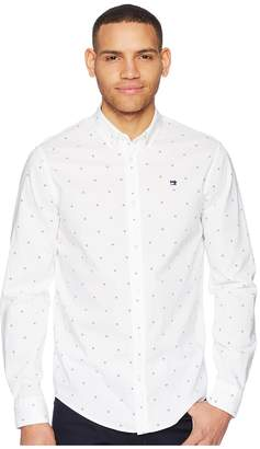 Scotch & Soda Relaxed Fit Classic Oxford Shirt Men's Short Sleeve Button Up