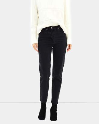 Camilla And Marc Margot Cropped Straight Leg Jeans