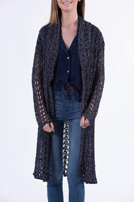 Dorman Loose Knit Cardigan