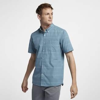 Nike Hurley Dri-FIT Rhythm Men's Short-Sleeve Shirt