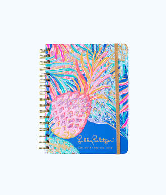 Lilly Pulitzer 2019 12 Month Large Monthly Agenda