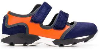 Marni touch-strap sneakers