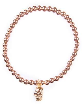 22 Jewelry - Luis Skull Rose Bracelet