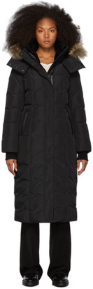 Mackage Black Down Jada Coat