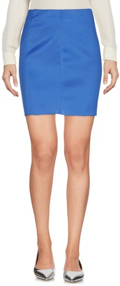 PETER A & CHRONICLES Mini skirts - Item 35345625TW