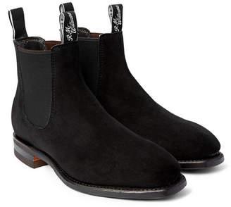 R.M. Williams R.M.Williams Comfort Craftsman Suede Chelsea Boots