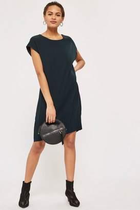 NATIVE YOUTH Pleated hem dress