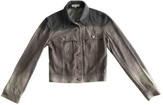 Celine Grey Denim - Jeans Jackets