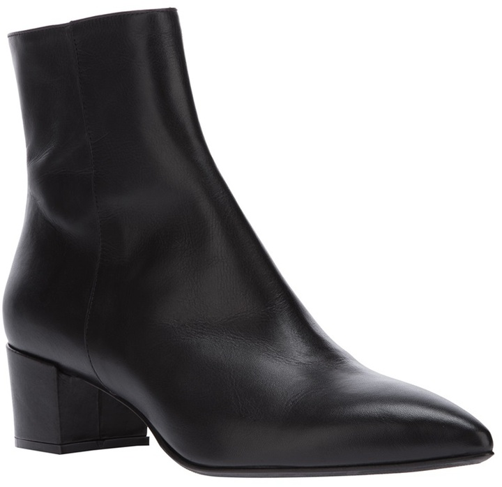 Enrico Antinori leather ankle boot