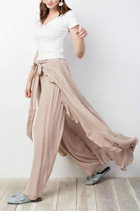 Easel Flowy Pant Skirt