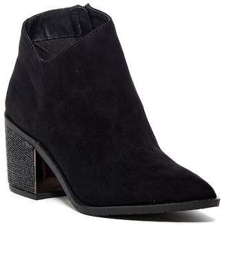 Kenneth Cole Reaction Cue the Music Embellished Block Heel Boot