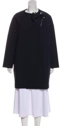 Lanvin Knee-Length Heavyweight Coat