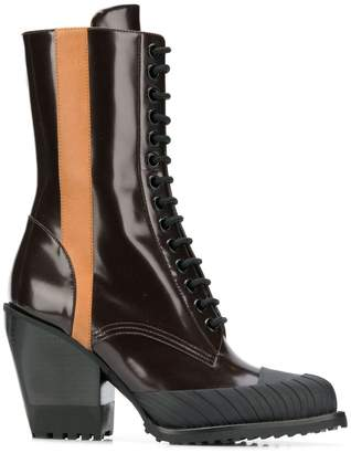 Chloé Rylee ankle boot