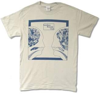 "Gildan Adult Bombay Bicycle Club ""Different Kind Tour '12"" Grey T Shirt (XL)"