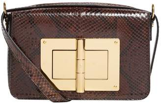 Tom Ford Medium Python Natalia Shoulder Strap
