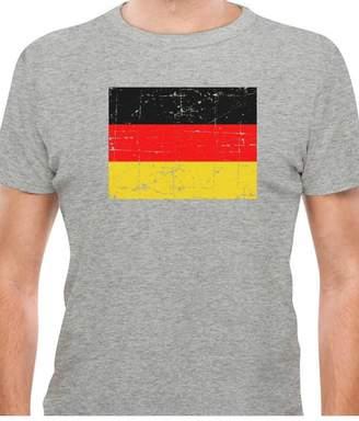 a299a820377 Tstars TeeStars - Vintage Germany Flag Retro Style German T-Shirt