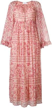 Zimmermann filigree print dress